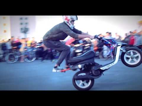ANFA RIDERS - THEND, REDA JAMAI X MEHDI ZAMARA 50cc (OFFICIEL VIDEO°)