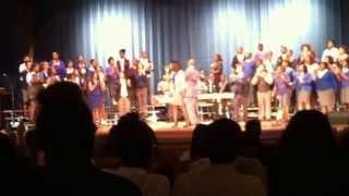 Leticha Priscilla Heflin Hampton U 2012 HCS Concert
