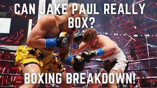 Just How Good Is Jake Paul At Boxing? | Jake Paul Boxing Breakdown