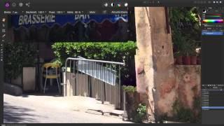 Affinity Photo - Teil 3: Objekte aus Bildern entfernen