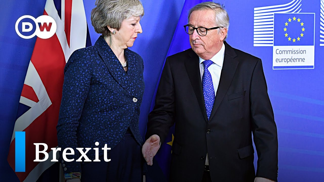 50 Days to no-deal Brexit | DW News