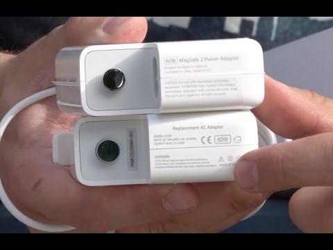 Выбираем зарядку MagSafe для MacBook