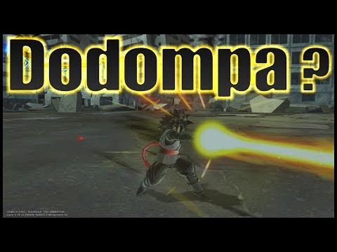 Dodompa ? explication ! [DRAGON BALL XENOVERSE 2.