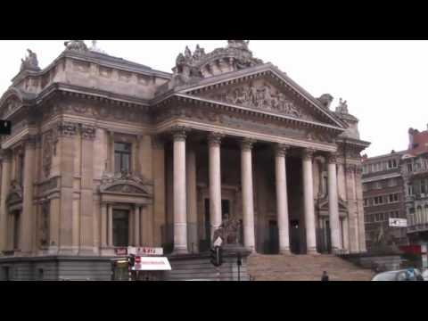 Classic Touristic Trip Brussels Belgium