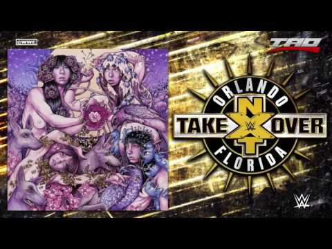 """WWE: NXT TakeOver Orlando - """"Shock Me"""" - 3rd Official Theme Song"""