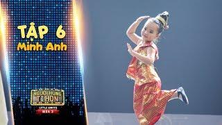 Người hùng tí hon 3 | Tập 6: Minh Anh khiến Đại Nghĩa