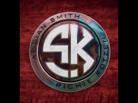 SMITH/KOTZEN (Iron Maiden) new album, new song Taking My Chances out now new alum Mar 26th!