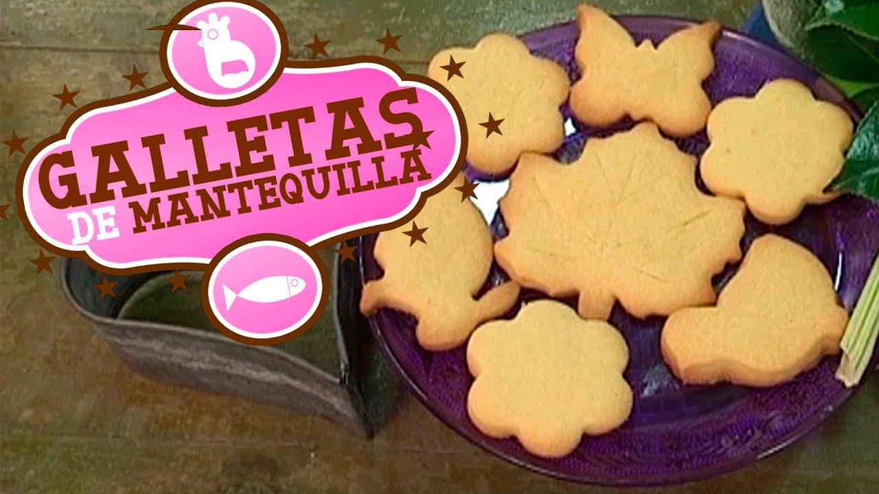 receta para hacer galletas facil