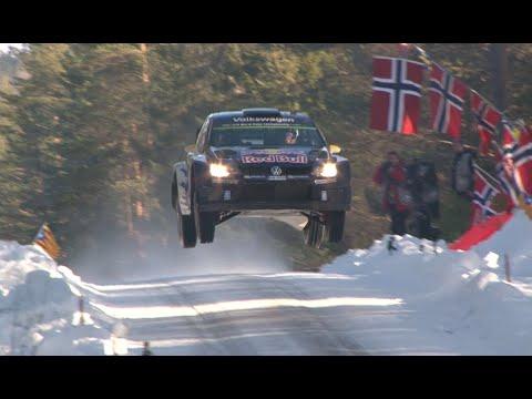 WRC Rally Sweden 2015 - Motorsportfilmer