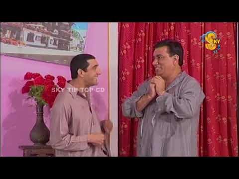 Zafri Khan and Nida Choudhary Nasir Chinyoti Stage Drama Full Comedy Clip | Pk Mast