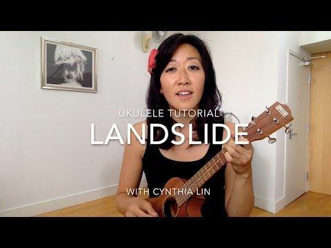 Landslide // Ukulele Tutorial