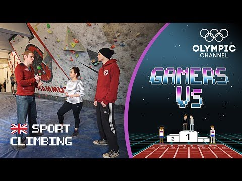 Gamers Vs - Climbing Trailer For The Olympic Channel