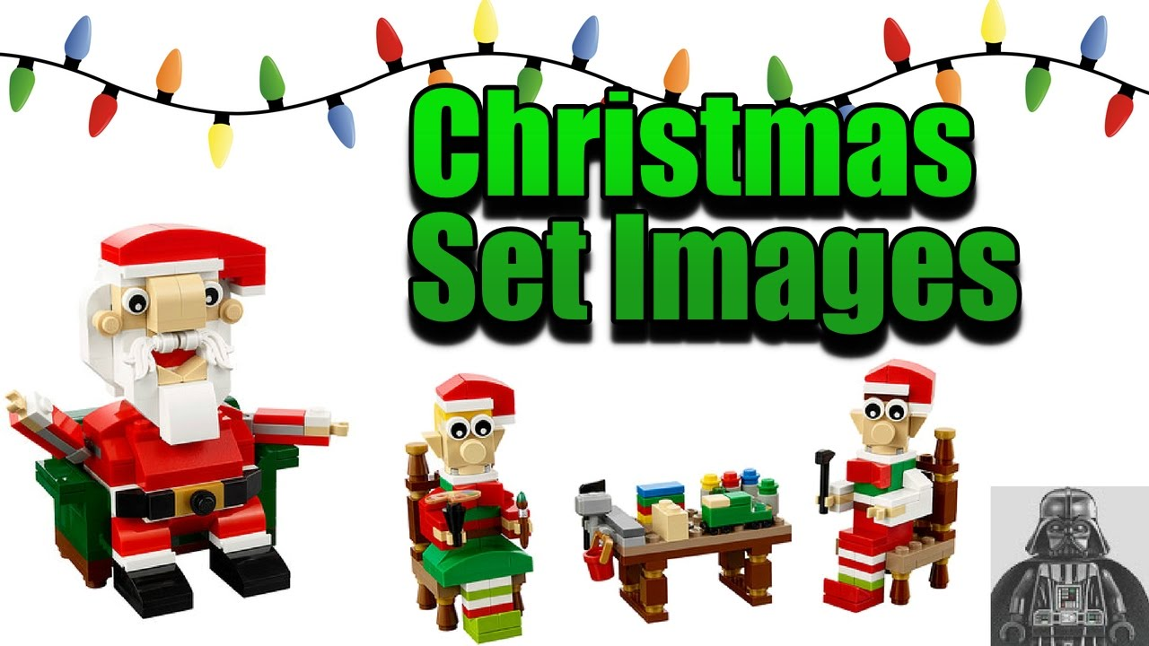 new lego christmas set images 2016 youtube