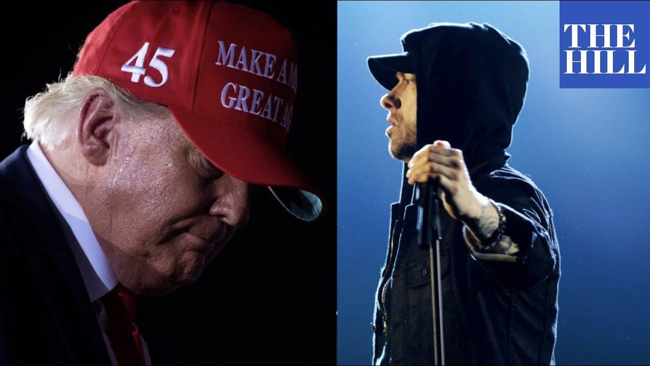 Biden ad uses Eminem classic