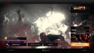Bo4 zombies funny live come watch |100 sub goal