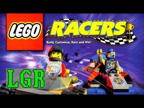 LEGO Racers: Build,
