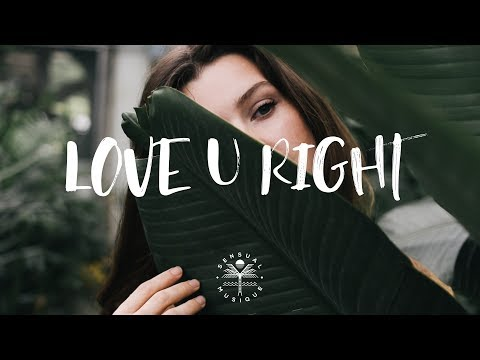 Tritonal ft. Lourdiz - Love U Right (Lyrics) Attom Remix