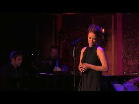 Come To My Garden Sierra Boggess Live at 54 Below
