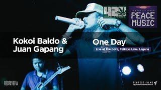 Matisyahu - One Day (Kokoi Baldo & Juan Gapang Live Cover w/ Lyrics) - 420 Philippines Peace Music 6