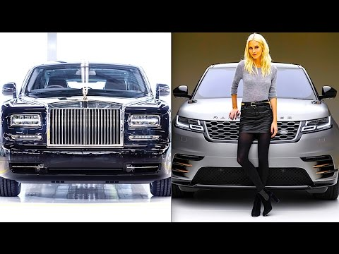 Range rover velar vs rolls royce phantom interior why for Interior range rover velar
