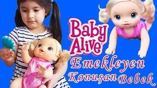 Video Baby Alive Emekleyen Bebeğim /Baby Go Bye /Ada'ya Ablasından Doğum Günü Hediyesi / Baby Alive Türkçe download MP3, 3GP, MP4, WEBM, AVI, FLV November 2017