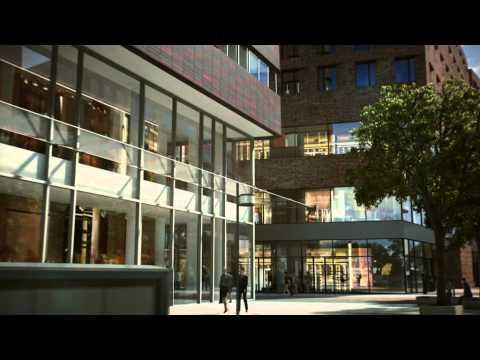 Überseequartier HafenCity Hamburg - The English Trailer
