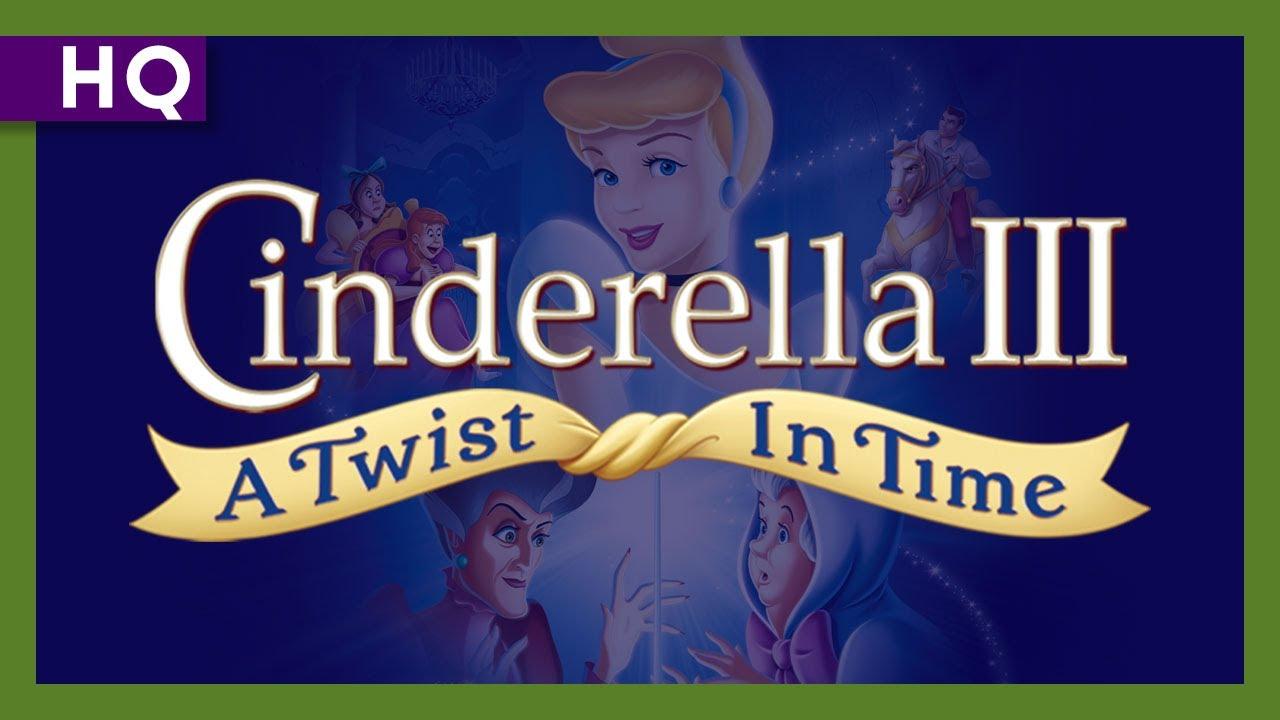 Download Cinderella III: A Twist in Time (2007) Trailer