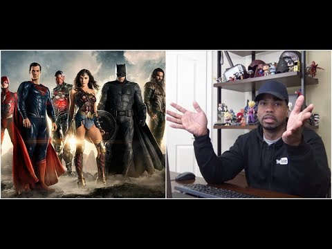 Is Justice League Bombing at the Box Office?!!