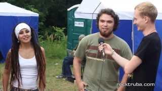Repeat youtube video Рок Труба интервью с Jinjer  на Rock n Sich