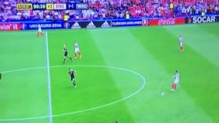 England 2 Wales 1 Daniel Sturridge 16/06/2016