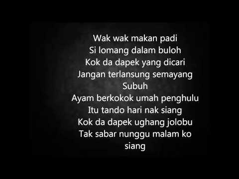 Gadis Jolobu-W.A.R.I.S Feat Dato Hattan
