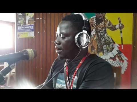 Interview Radio Wêkè au benin