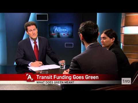 Transit Funding Goes Green