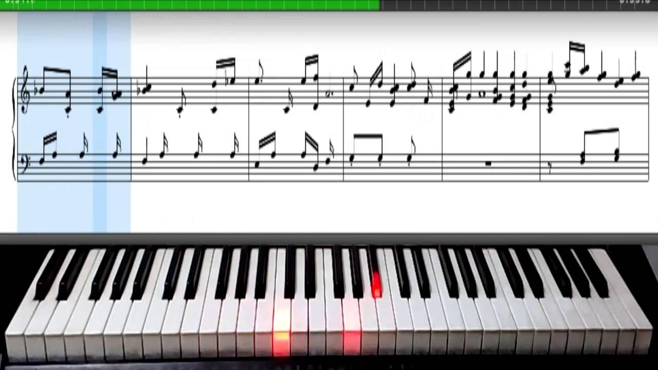 Download piano sheet music free for korobeiniki (or tetris theme.