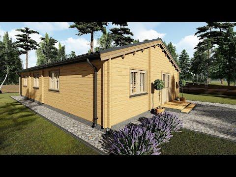 Model 19XL log  cabin