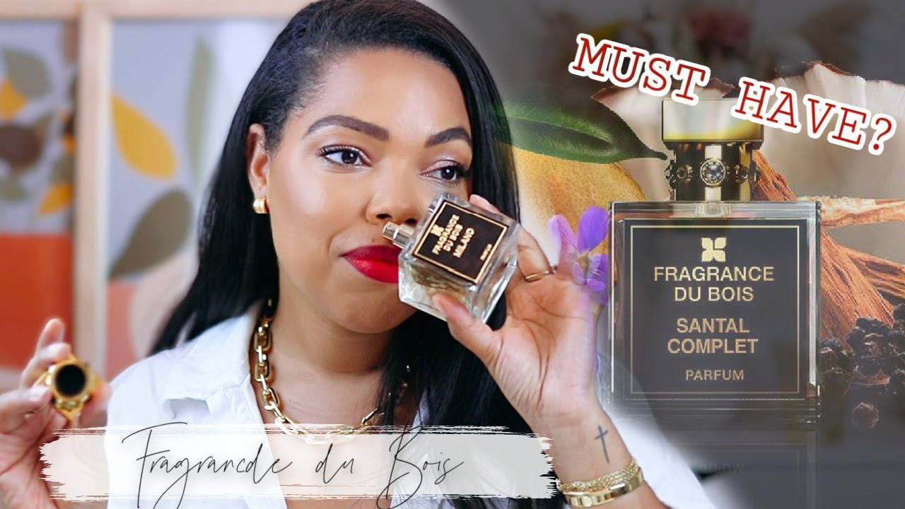 FRAGRANCE FIRST IMPRESSIONS   PERFUME COLLECTION 2021   KARINA WALDRON