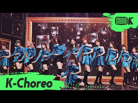 [K-Choreo 6K] 아이즈원 직캠 'FIESTA' (IZ*ONE Choreography) l @MusicBank 200221