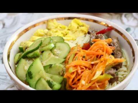 СЕКРЕТЫ ВКУСНОГО КУКСИ | Корейская еда