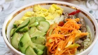 СЕКРЕТЫ ВКУСНОГО КУКСИ   Корейская еда