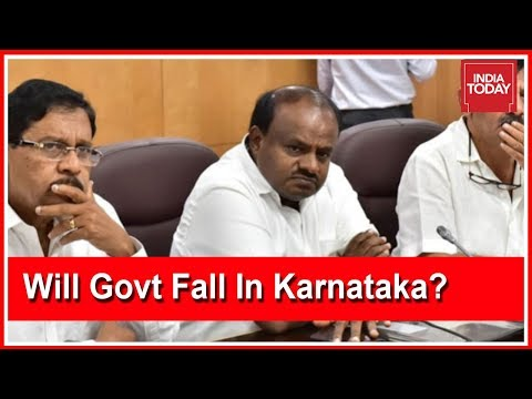 Rift In Congress Over Karnataka Cabinet Reshuffle; Will Govt Fall ? | 5ive Live'