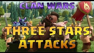 Clash of Clans Three Star Attack