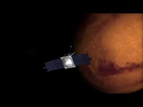 MAVEN Spacecraft Statistics