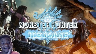 NARGACUGA IS COMING!! | Monster Hunter World: Iceborne (+ Other Announcements)