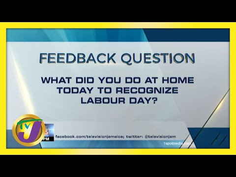Feedback Question   TVJ News   Jamaica News