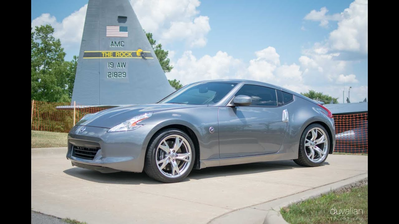 2012 nissan 370z touring w sport package walk around drive youtube. Black Bedroom Furniture Sets. Home Design Ideas