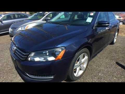 Used 2013 Volkswagen Passat Milford CT New Haven, CT #F2410