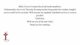 12/12/19 | Thursday Evening Temporal Schedule Adjustment