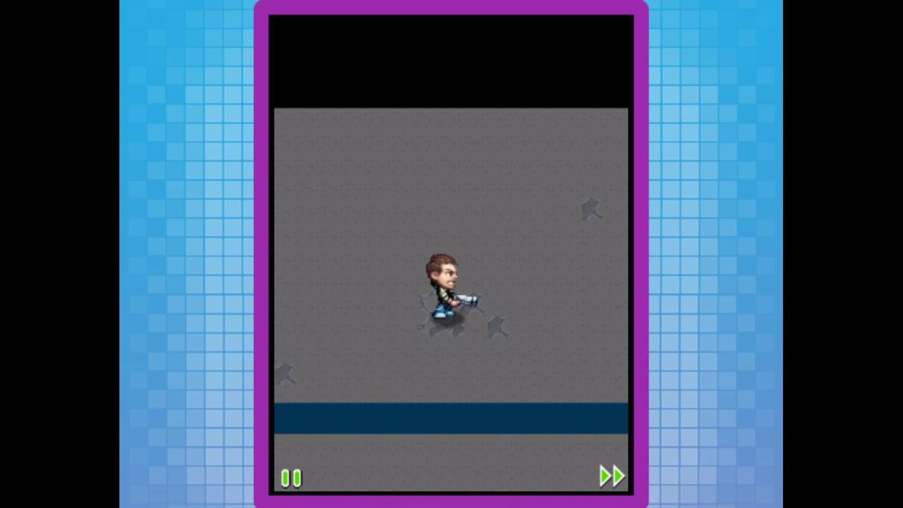 Nokia Longplay – Zombiewood (2012) Gameloft [Part 1 of 2]