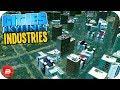 Cities: Skylines Industries - TSUNAMI Disasters! #Finale (Industries DLC)