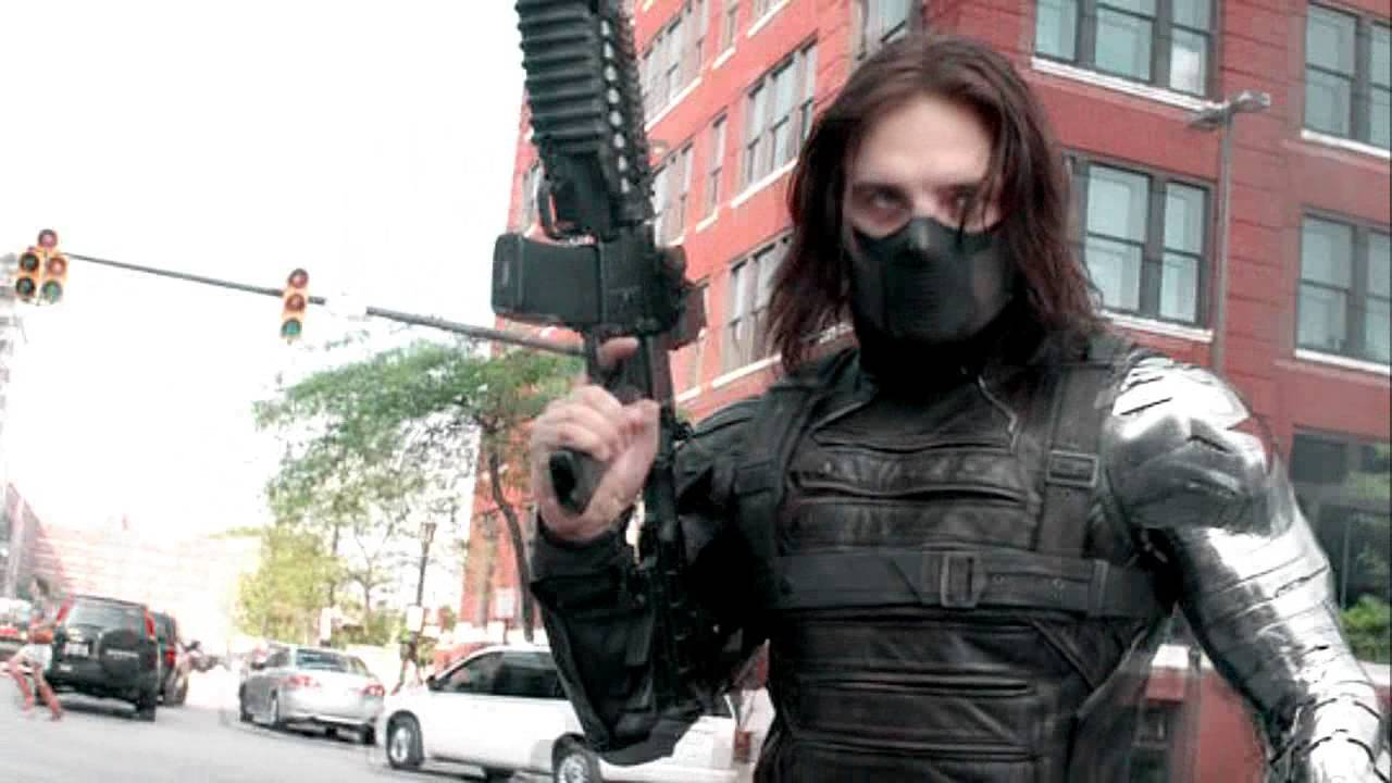 the winter soldier | bucky barnes - YouTube